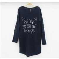 女童毛衣 现货童装毛衣兔子字母女套头打底衫