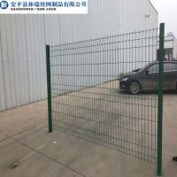 厂家批发双边丝护栏网 小区公路护栏网