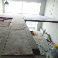 酒店式公寓夹层选择北京亿实筑业钢骨架轻型楼板 钢结构夹层楼板