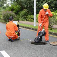 管道机器人在地下管线普查 管道新建验收 管道检修 管道养护检测 管道修复验收 施工检测应用-LAND