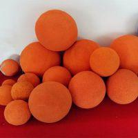 供应橡胶管道清洗球|A级天然硅胶管道清洗球优质工业橡胶制品找厂家泰赢