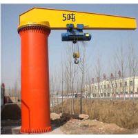 小型电动墙壁式悬臂吊