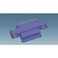 防水16P TYPE C母座 板上/沉板16P 3.1USB母座防水IP67 有柱SMT 带螺母孔