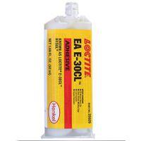 乐泰E-30C环氧树脂AB胶水0.5h初固透明光学器材光纤电子应用