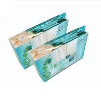 化妆品透明折盒定做日用品盒 透明PP盒子长方形塑料盒批发