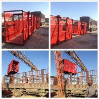 荆州厂家长期供应吊篮施工升降机,龙门架升降提料机