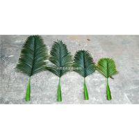 仿真椰子树叶 仿真椰子果仿真棕毛 仿真室外椰子叶绢布椰子树配件