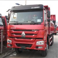 380马力6X4驱动5.8米车厢ZZ3257N3847E1豪沃自卸车