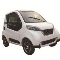 台湾电动车四轮成人新款 家用迷你型电动汽车残疾人助力电动轿车