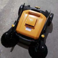 供应无动力手推式扫地机 自动扫地车 曲阜佳诚机械