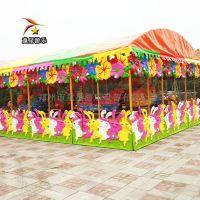 专业生产定制欢乐喷球车童星新型儿童游乐设施