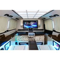 深圳奔驰V260内饰改装航空座椅告诉你精彩汽车生活是怎样的