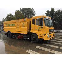 东风天锦洗扫车多少钱 道路清扫车在哪儿买