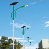太阳能路灯一体化路灯庭院灯道路户外壁灯新农村人体感应路灯