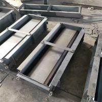 水泥预制排水沟槽模具操作简单易脱模