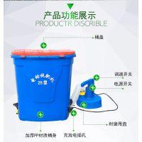自动电动施肥器 背负式高效撒肥机 厂家直销深层果树水肥机