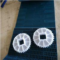 1000型塑料模块链板网带平板输送线聚甲醛工程塑料板链包装线输送