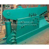 宁波重型液压剪铁机-铁条铁板铁管铁架子切断机-视频图片大全-山东金亿机械