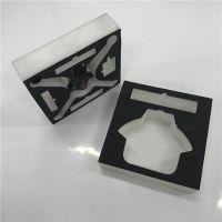 厂家热销 珍珠棉内托 化妆品珍珠棉包装盒 海绵内衬内托冲型加工