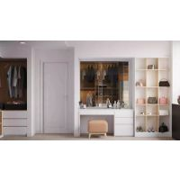 山水装饰集团分享家庭装修定制衣柜这样设计