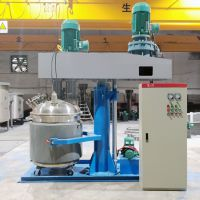 通广机械供应SJ1200碟式搅拌机 油漆油墨高速分散机