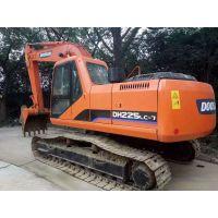 低价出售二手斗山DH225LC-7挖掘机钩机 斗山60 80 150 225 挖掘机出售
