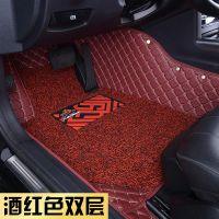 厂家直销汽车脚垫全包围专车专用单双层可选奔驰宝马大众奥迪专用