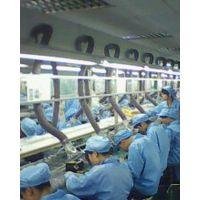 供应江门旭丰专业安装五金厂排烟通风管道/大型排烟通风管道工程