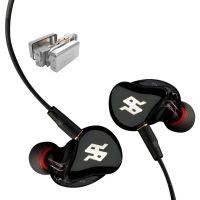 防水四动铁HIFI耳机