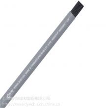 ECHU厂家欧标护套线缆 H05VV-F 3*0.75 CE标准挤压阻燃护套线