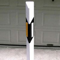 柱式轮廓标8夜间反光柱式轮廓标8柱式轮廓标玻璃钢