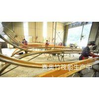 重庆玻璃钢竹筏船|遵义玻璃钢竹排船坐凳|丽江大理玻璃钢四人脚踏船厂家