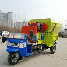 新型现代化猪牛羊自动撒料车 撒料车容量