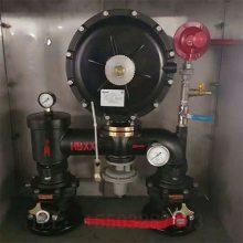 RTZ-TQ燃气调压箱、柜@自带切断阀燃气调压器@燃气设备