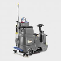 德国KARCHER BD 50/70 驾驶式洗地车 驾驶式洗地机供应