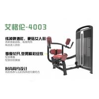 艾格伦坐式背肌训练器 健身房专用健身器材批发厂家