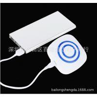 厂家直销 智能无线USB充电灯 led小夜灯床头灯壁灯创意电子礼品