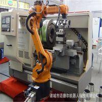 打磨抛光机器人 国产自动化打磨抛光代替人工省时省力品质保证