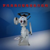 IQM35-5D/F 22000Nm罗托克角行程电动执行器