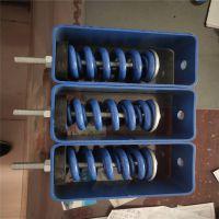 定制风机专用减震器 吊式弹簧减震器 坐式减震器 橡胶减震器