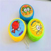 可定制LOGO赠品yoyo 不加灯溜溜球 定制广告礼品系列小玩具