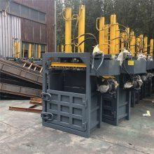 内蒙古羊毛液压打包机 生物发电厂专用液压打包机械