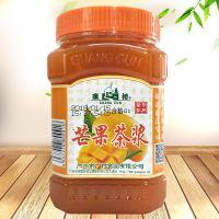 广村芒果果肉饮料 1kg茶酱茶浆花果茶奶茶原料王子拉茶专用