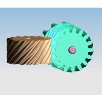 电动扫拖一体机静音齿轮箱设计,智能扫拖一体机静音齿轮箱设计