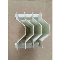 玻璃钢脱硫塔挡水板 喷淋塔不锈钢折流板 排水系统设计独特 品牌华庆