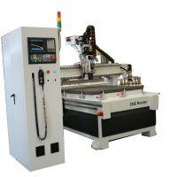 照宸数控 ZC-K6 12刀库自动换刀加工中心 门板柜体都能做的开料雕刻机