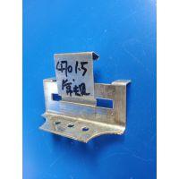 供应470型彩钢瓦支架Q235材质金属屋面滑动暗扣河北厂家