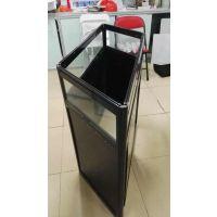 玻璃折叠展柜 精品柜供应