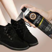 磨砂鞋擦保养男士土黄色液态磨级液摩沙黑彩色墨绿色时光家用