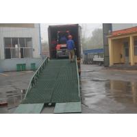 毕节哪有卖6吨8吨移动式登车桥 集装箱装卸货液压升降平台的厂家